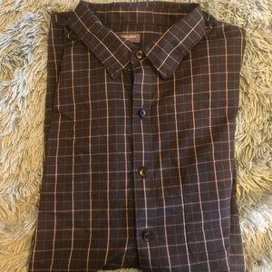 Men's 2XL tall Van Heiden dress shirt